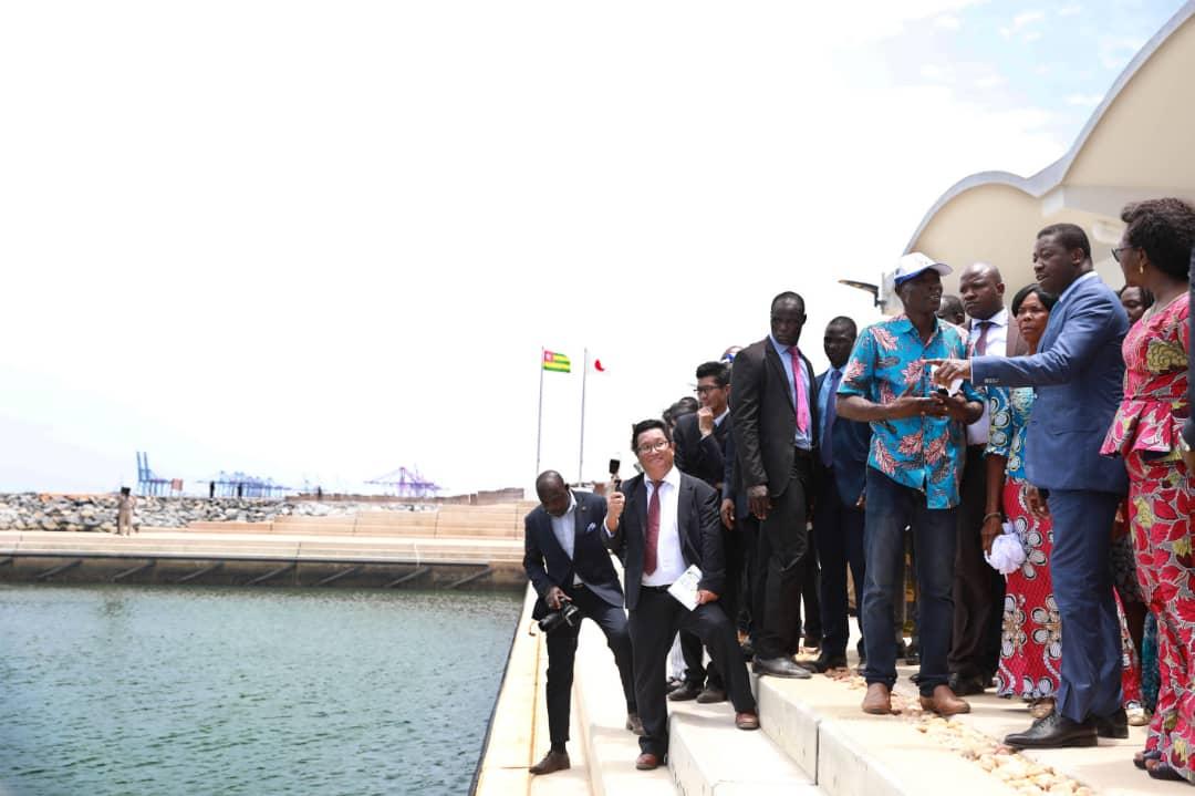 conomie bleue le Togo dispose du2019un nouveau port de pêche