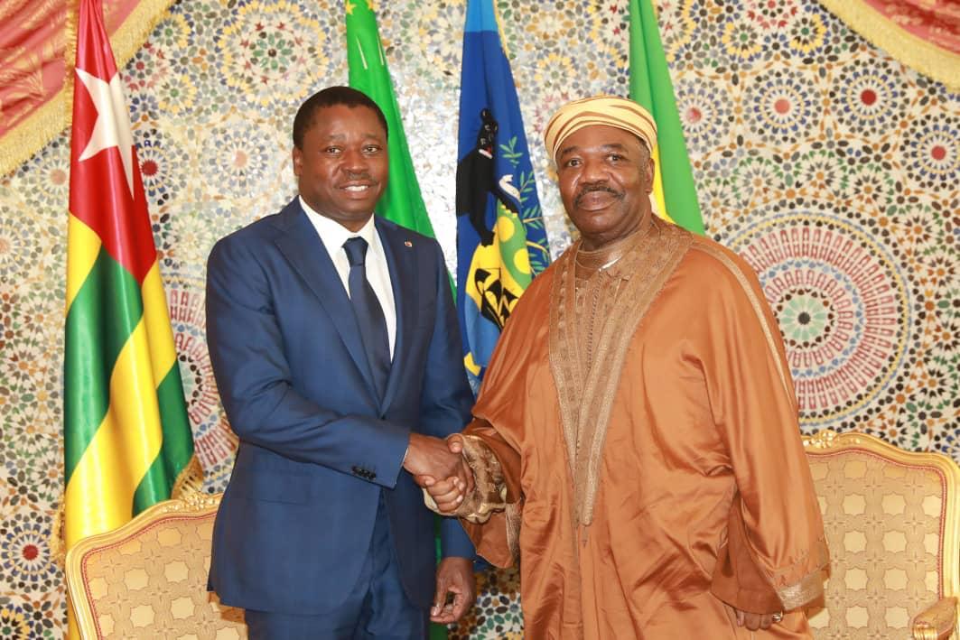 Lutte contre linsécurité le chef de lEtat plaide à Libreville pour une coopération inter régionale 0