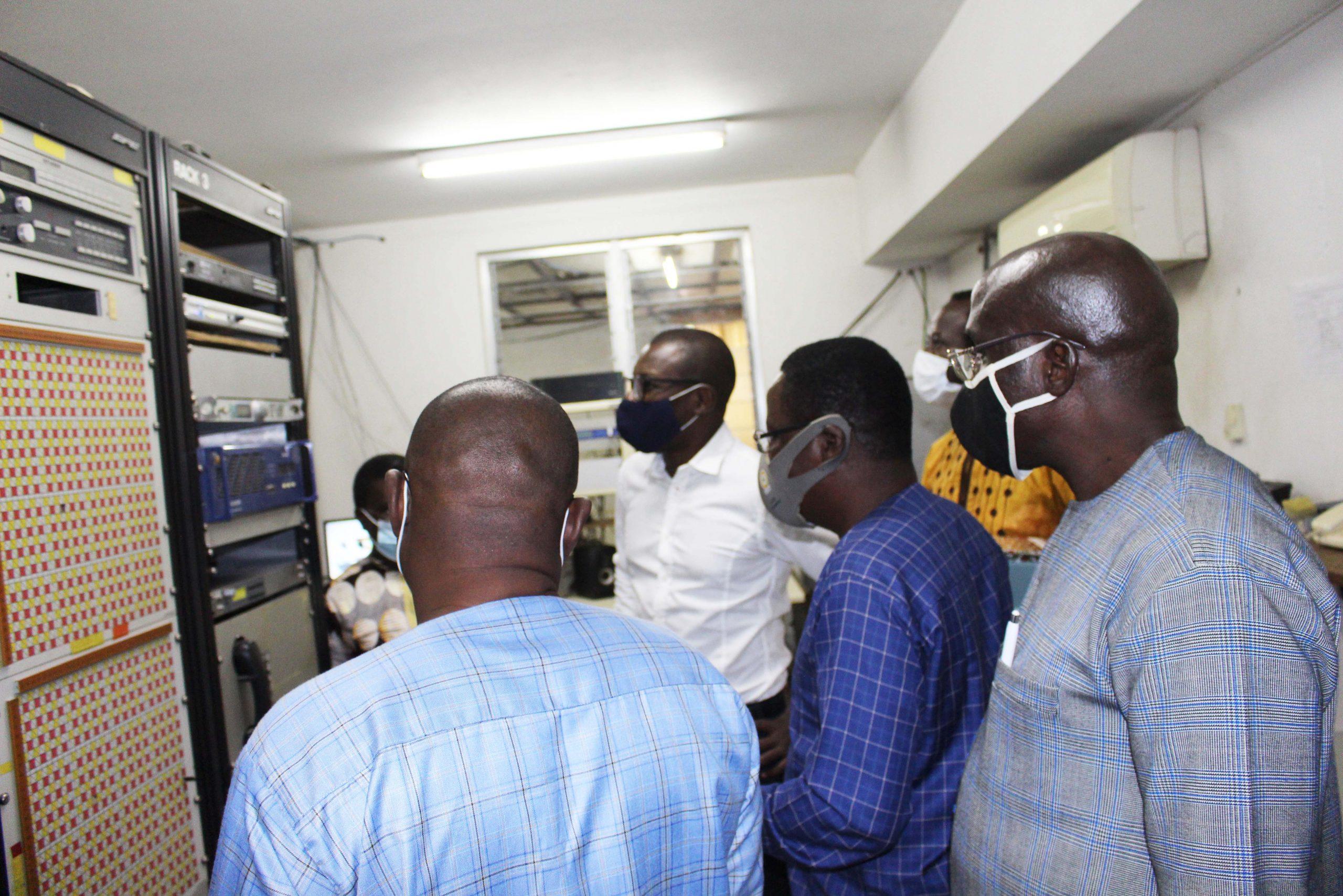 Visite du Ministre de la communication2 scaled