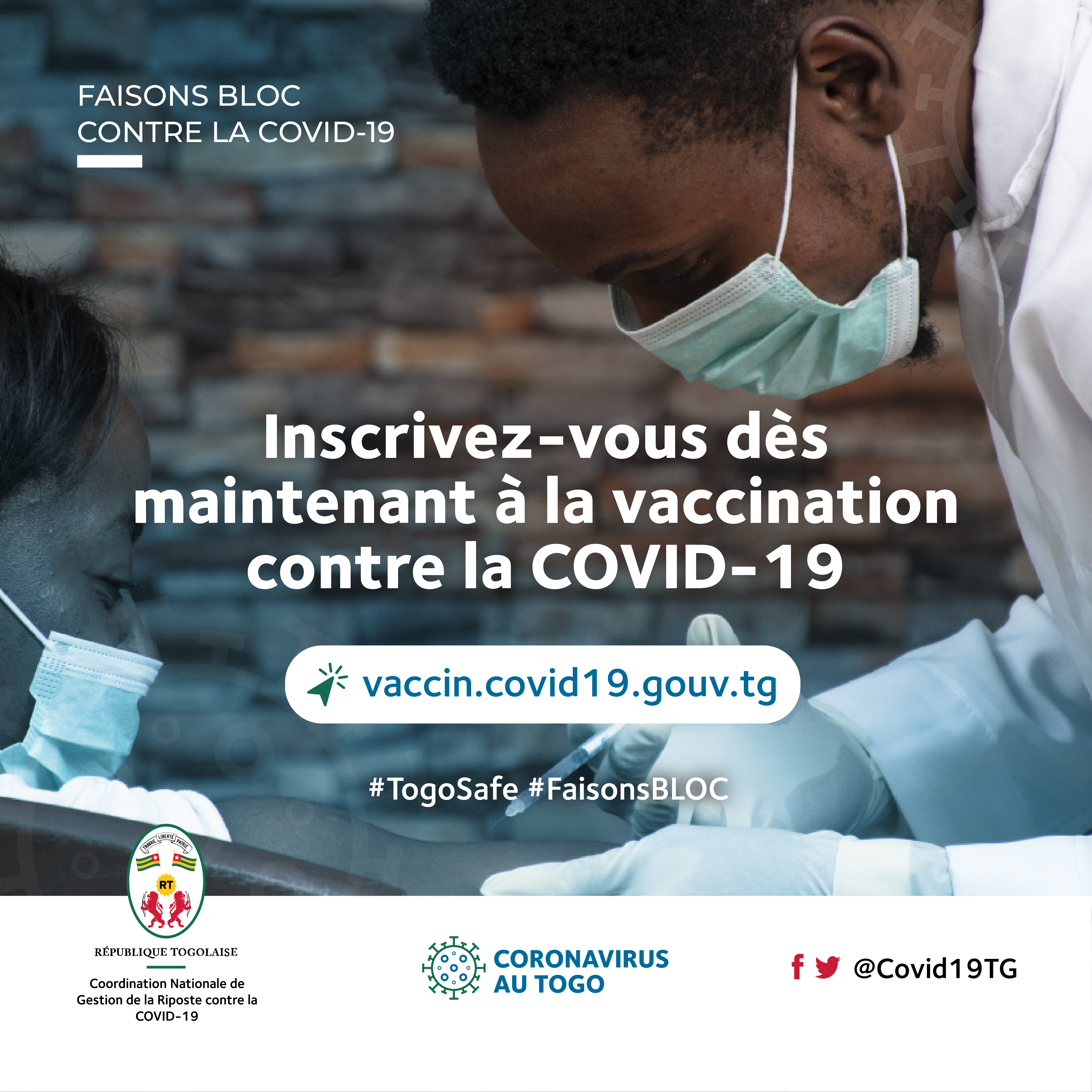 Visuel Inscription vaccination