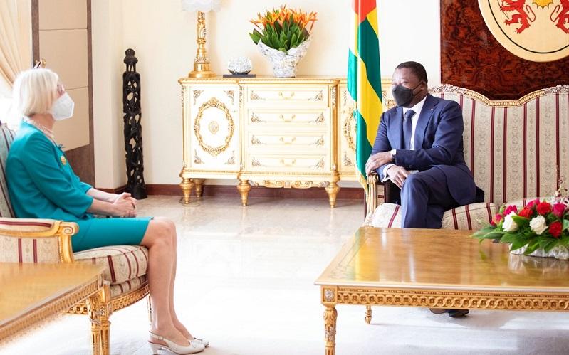 Diplomatie un nouvel ambassadeur turc accredite au Togo
