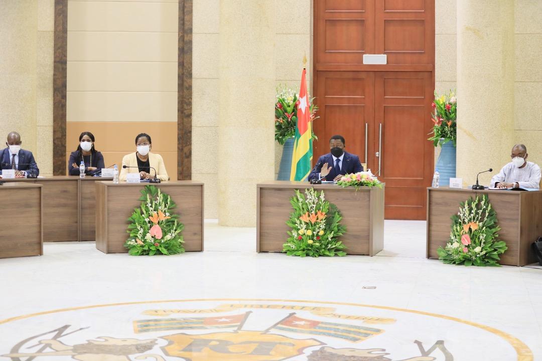 Conseil des ministres du 12 mai 2021