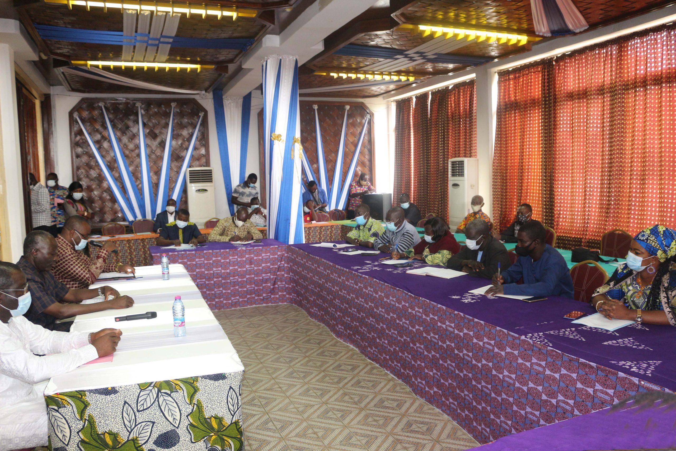Promotion culturelle et touristique renforcement de capacite des responsables des services culturels des communes de la region de la Kara scaled